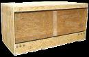 OSB Holzterrarium