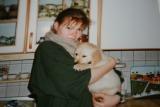 Marple im Februar 1994 - gerade in Deutschland angekommen