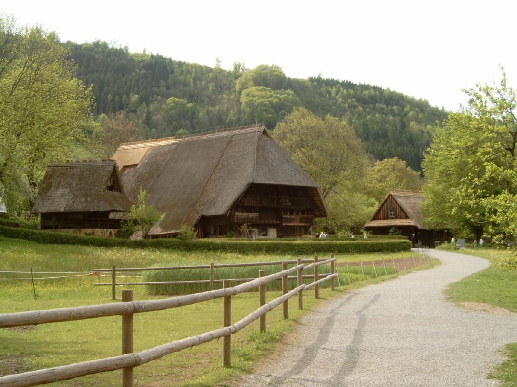 Im Freilichtmuseum Voigtsbauernhof