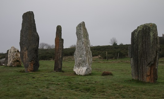 Megaliths of Saint Just