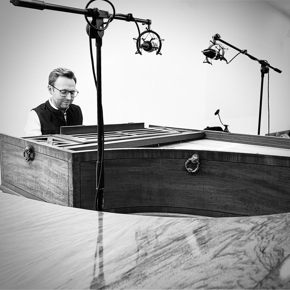 Dmitry Gladkov präsentiert seine neue CD aus dem Beethoven Haus Bonn / März 2021