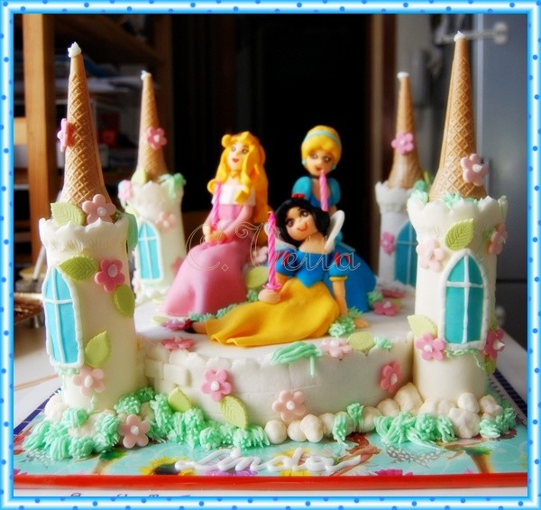 Castello con Principesse