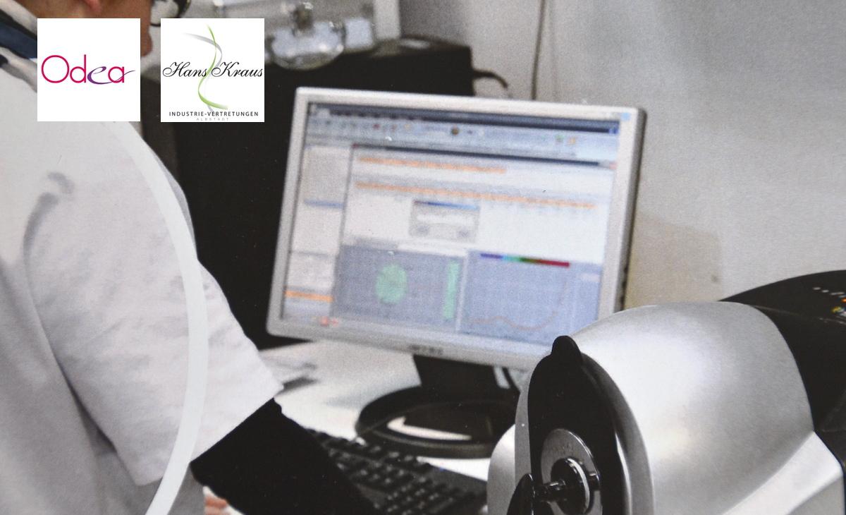 Odea, Qualitätskontrolle, Produktion, Saint-Etienne, Frankreich, Lingerie Hans Kraus Industrie-