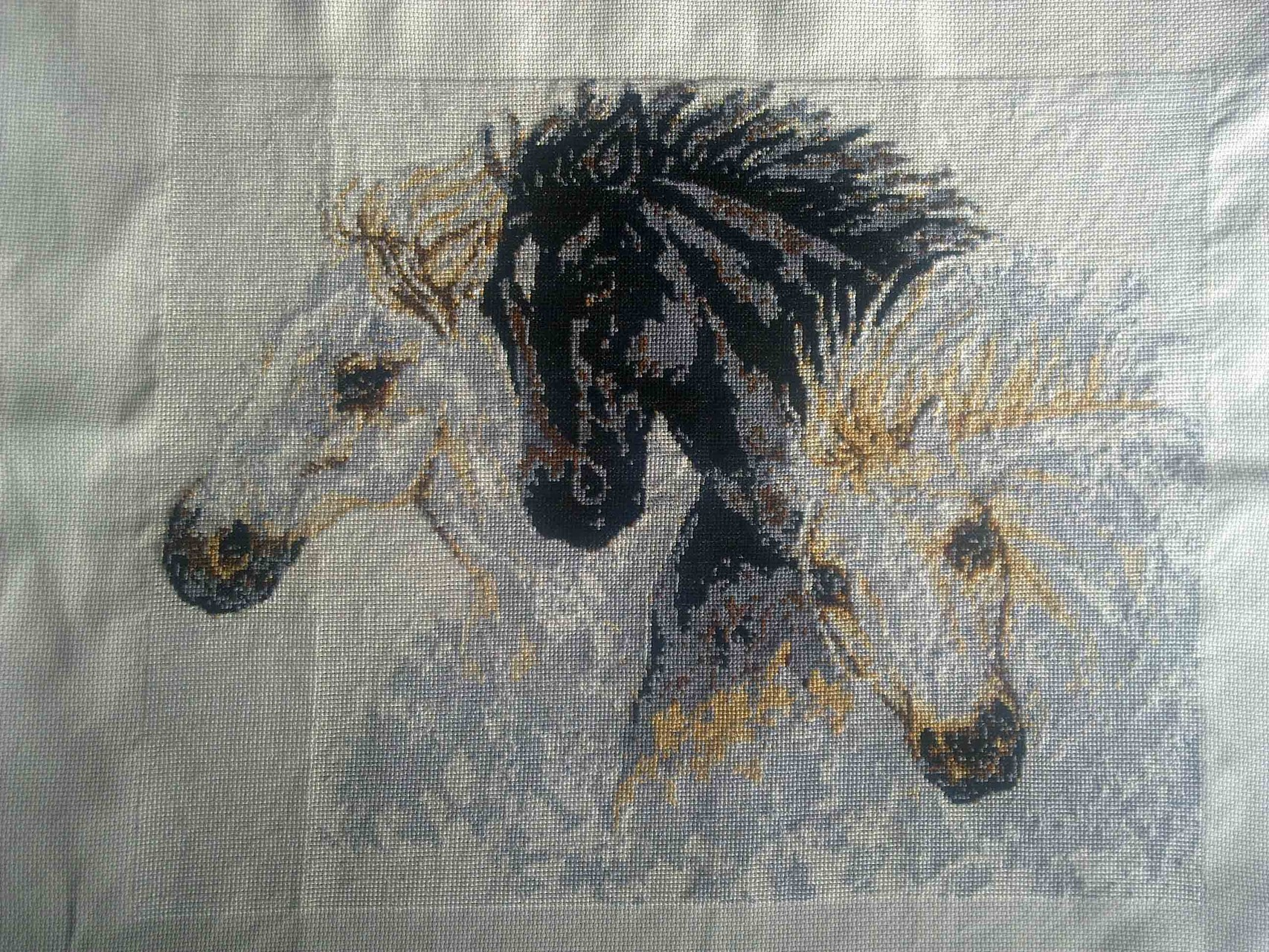 """Trois Chevaux"" Collection Eric"