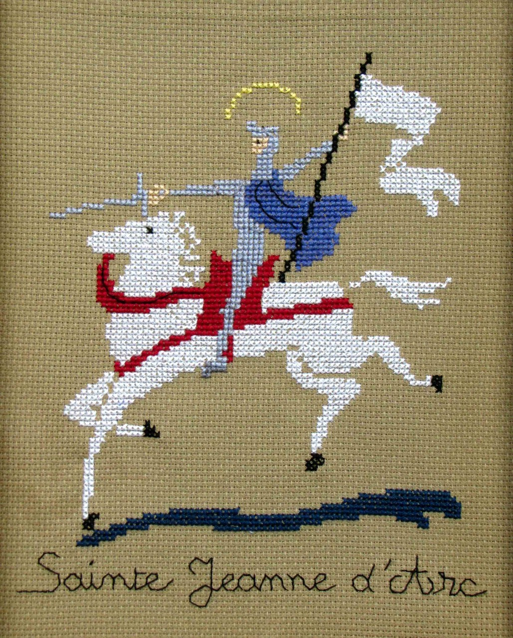 """Sainte Jeanne d'Arc"" Collection Vénière"
