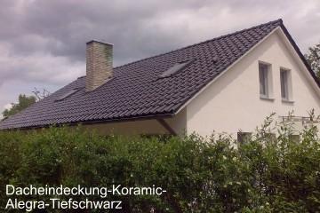 Dacheindeckung SL - Holzbau Gbr Ochsenfurt