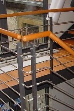 © Treppen und Treppenbau SL Holzbau GbR Zimmerei in der Region Würzburg, Kitzingen und Ochsenfurt