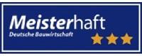 Logo Meisterhaft auf Website SL Holzbau / Zimmerei GbR Ochsenfurt