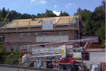 Dachdecker - Dacheindeckung Würzburg, Dachdecker - Dacheindeckung Ochsenfurt, Dachdecker - Dacheindeckung Kitzingen Bild 2