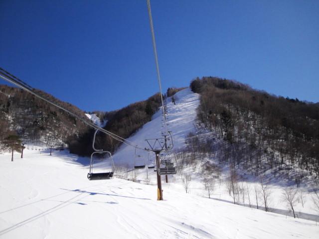 天然パウダースノー 平湯温泉スキー場