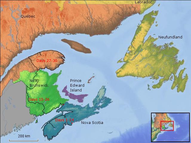 Route Québec 1