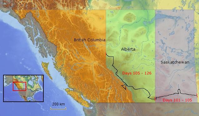 Route Alberta
