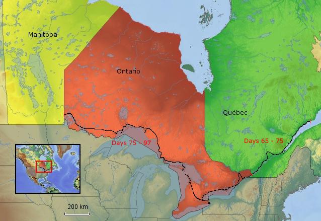Route Ontario