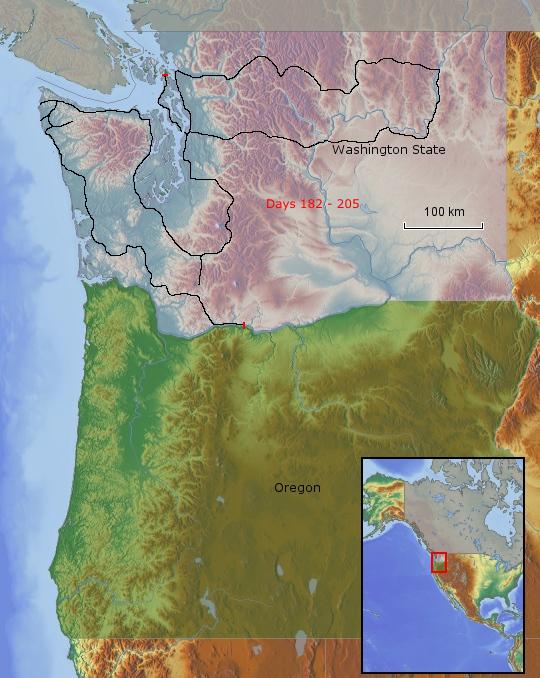 Route Washington State