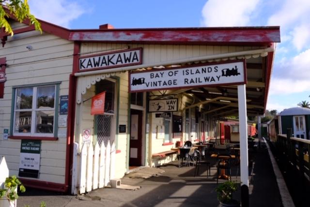 Museumsbahn von Kawakawa