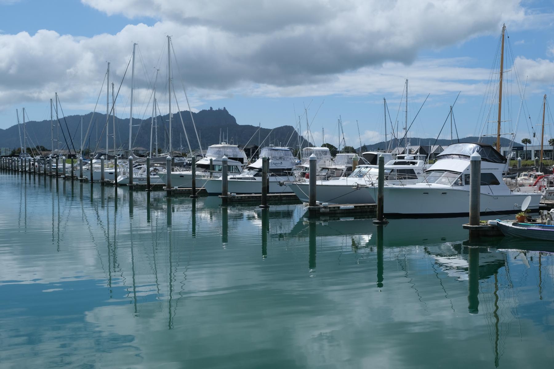 Marina in Marsden Point