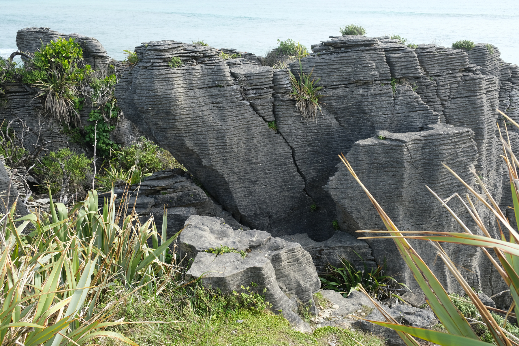 Pan Cake Rocks