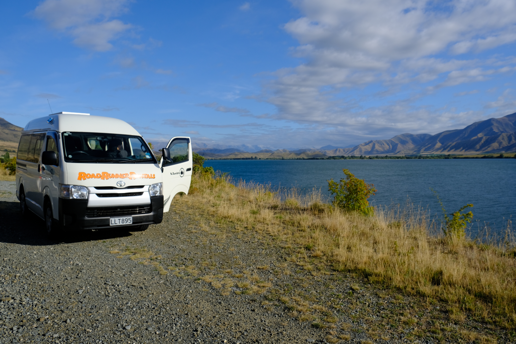Lake Waitaki
