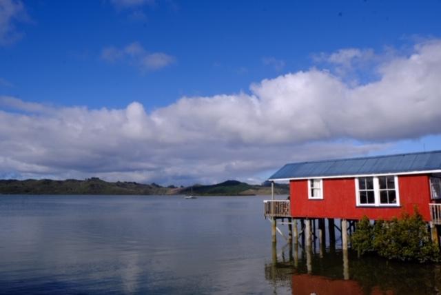 Rawene - Hokianga Harbour