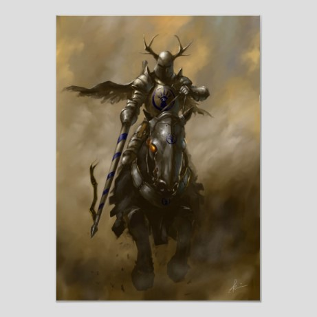 Angriff der Ritter