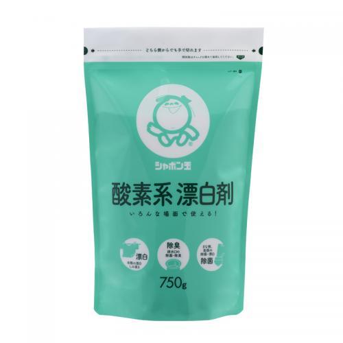 シャボン玉石けん酸素系漂白剤でナチュラルクリーニング
