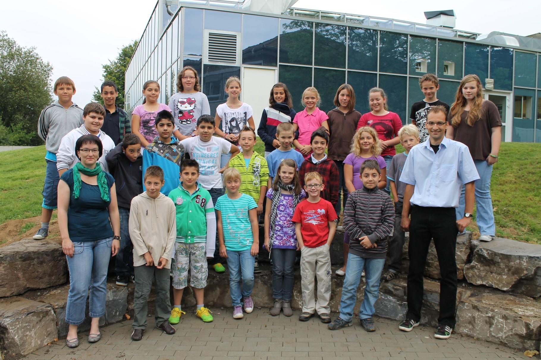 5a - Klassenlehrer: Frau Schulz und Herr Arns