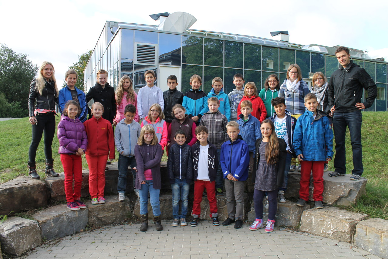 5b - Klassenlehrer: Frau Blefgen und Herr Reuter