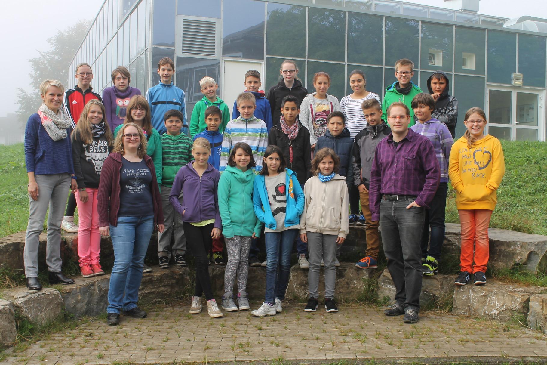 6c - Klassenlehrer: Frau Drach und Herr Clever