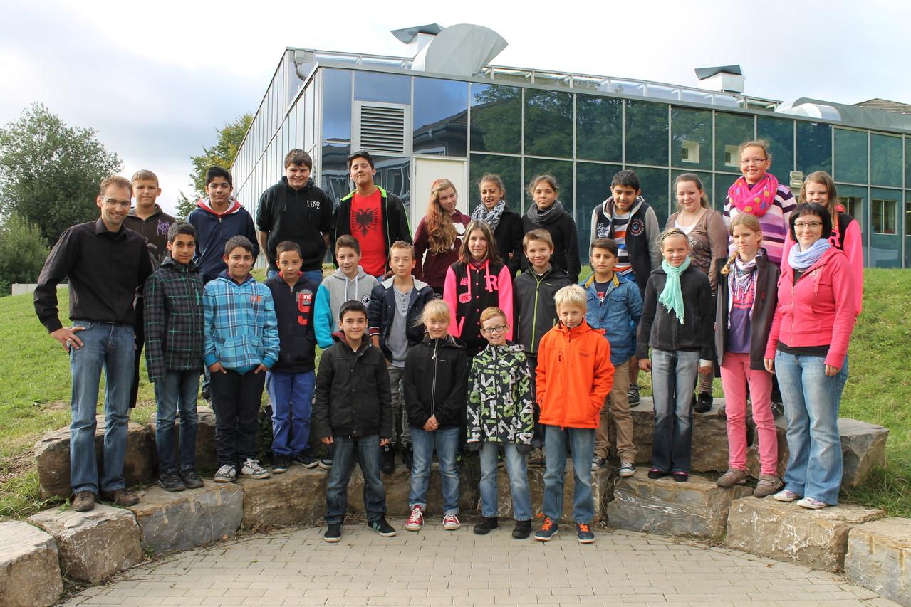 6a - Klassenlehrer: Frau Schulz und Herr Arns