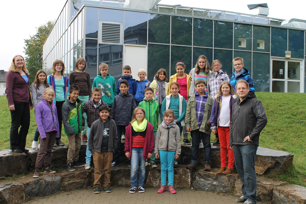5c - Klassenlehrer: Frau Drach und Herr Clever