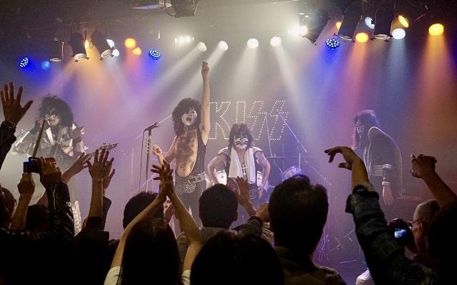 Joke'd KISSの27周年記念ライブ最後の瞬間