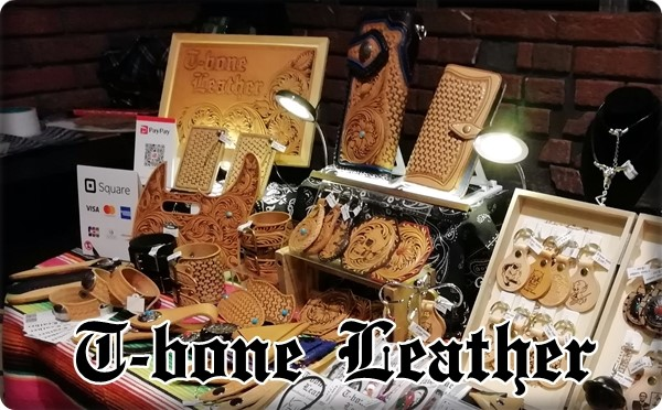 t-bone leather products