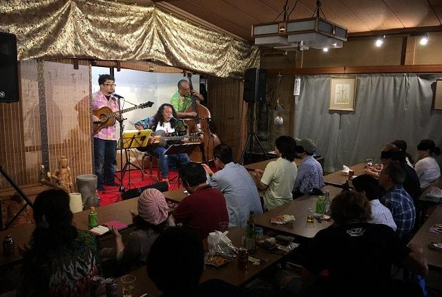 新小岩にあるお寺「應無寺(おうむじ)」の音楽ライブの会場