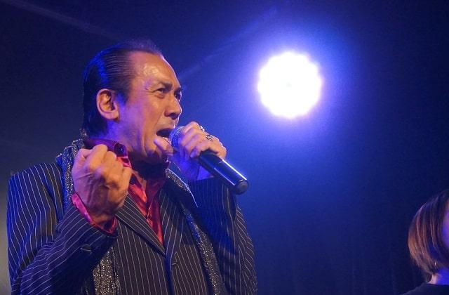 千葉ANGAにて行われたRock'n Roll ★BOSS★25周年記念ライブの様子