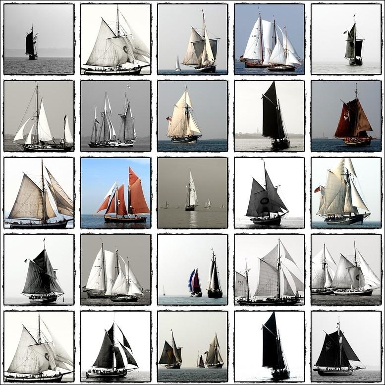 Schiffe Kohlregatta 2012
