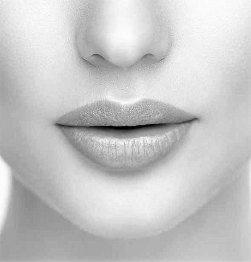 Lippen zum Küssen