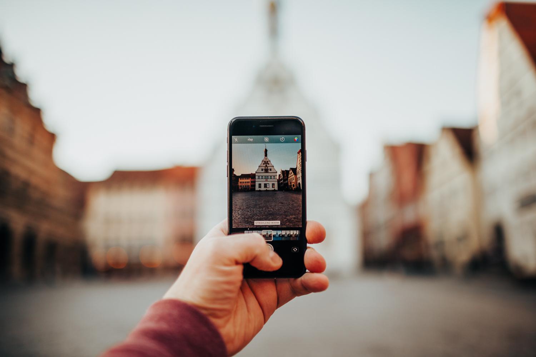 Fotowalk für Jugendliche an der Stadtmosphäre 2018