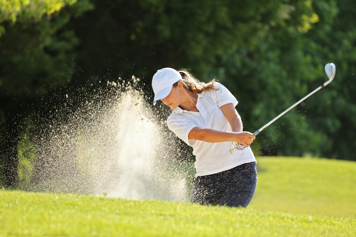 Neuer Golfsport
