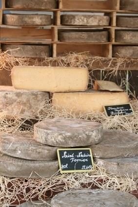 Le Saint-Nectaire, roi des fromages d'Auvergne