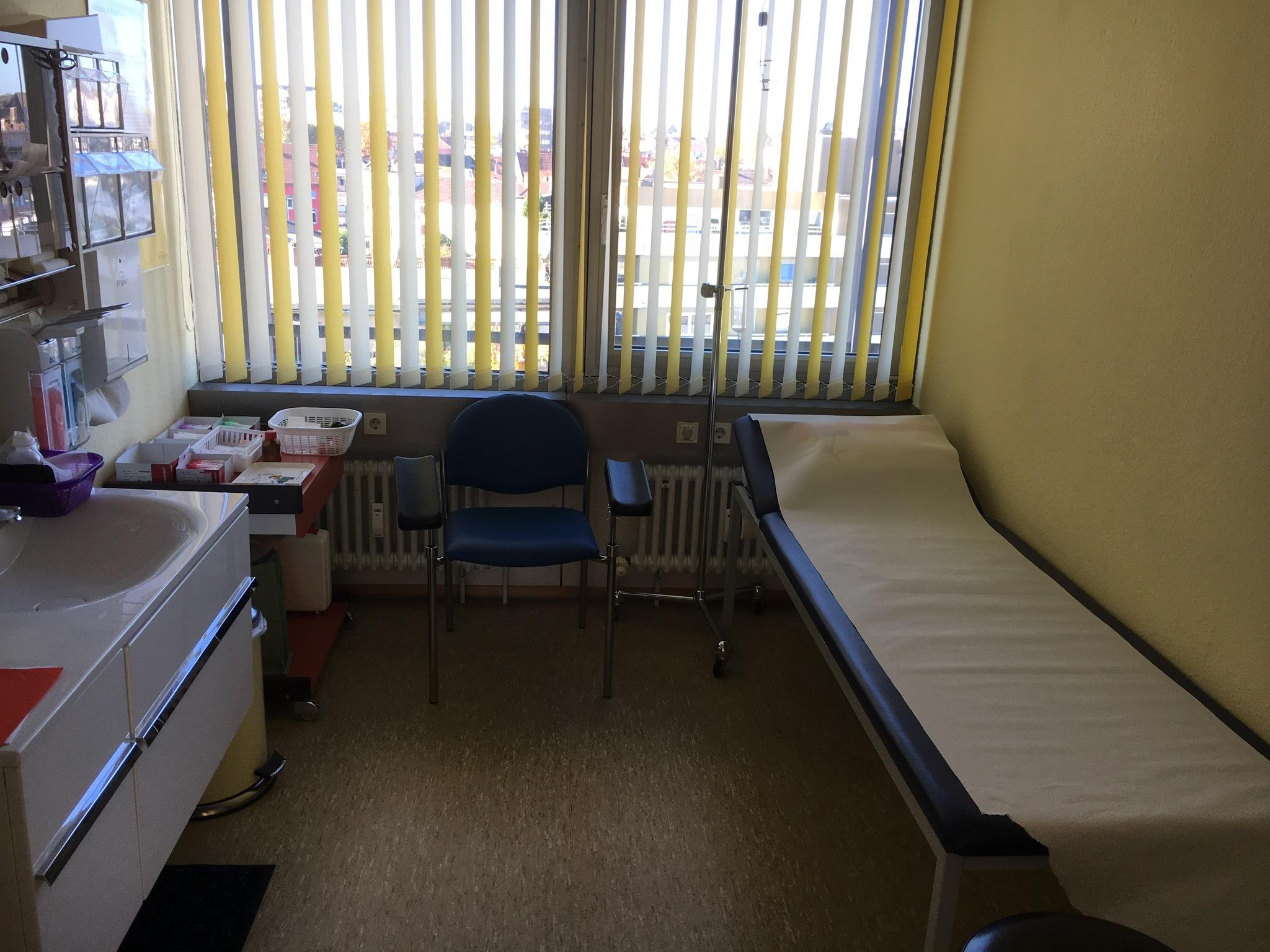 Verbandzimmer