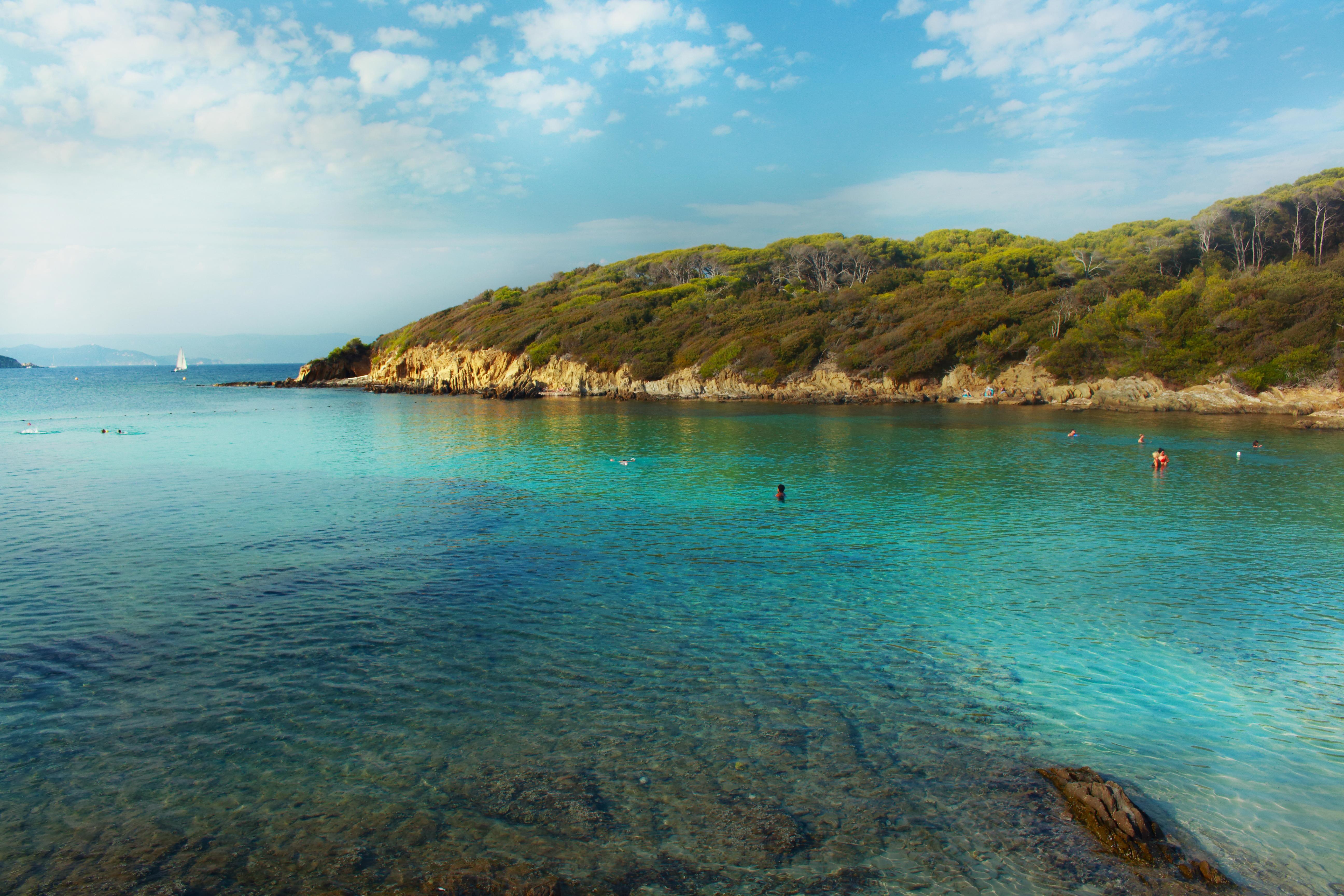 Plage du Sud, Port Cros, Hyeres (FRANCE) missaventure blog
