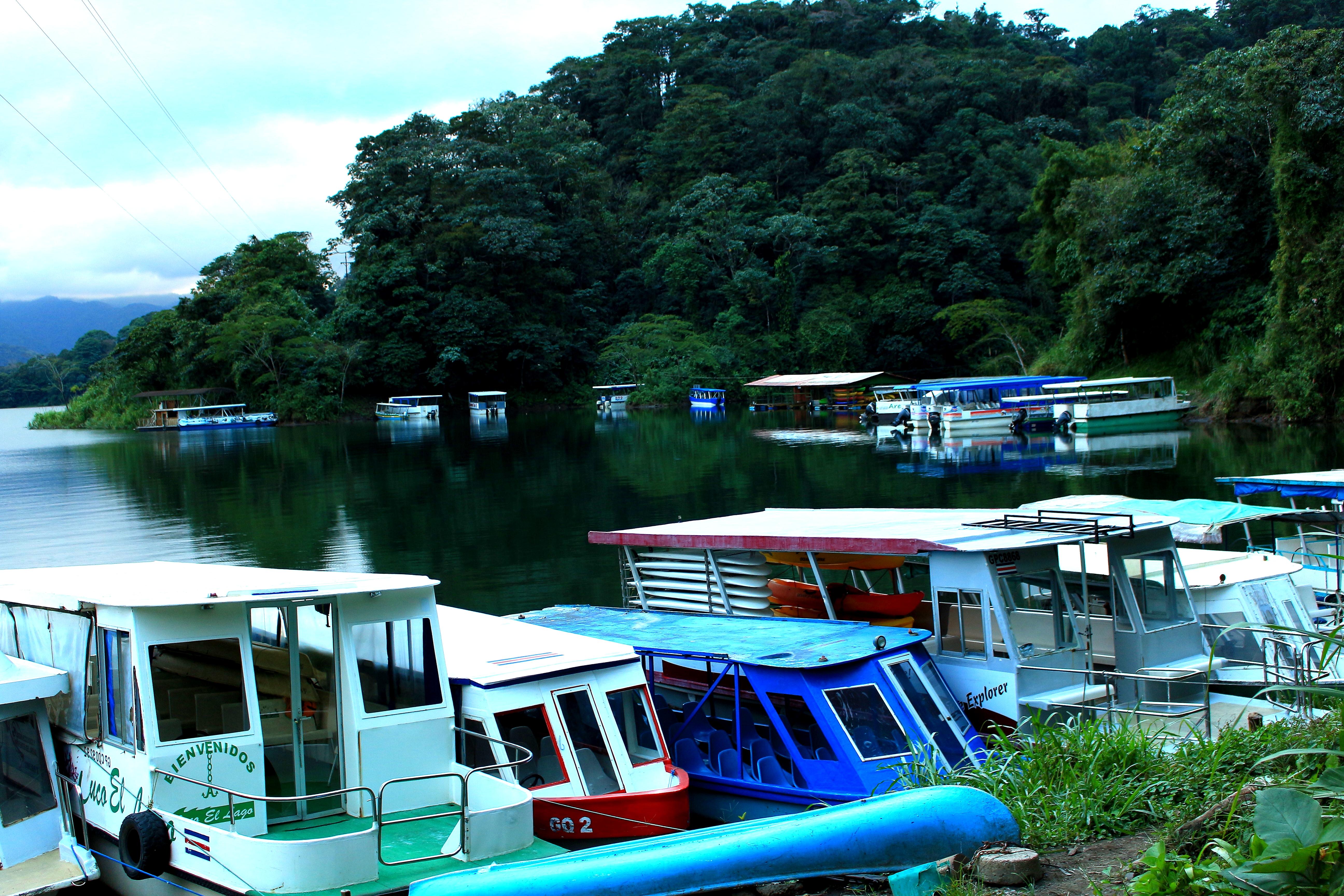 Lagune de L'Arenal. COSTA RICA. missaventure blog