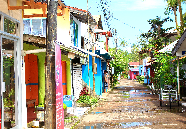village de Tortuguero,COSTA RICA