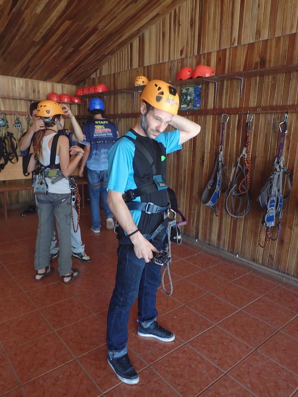 100% aventura.Monteverde Costa Rica. missaventure blog