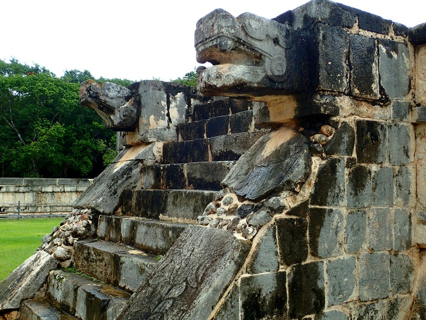 Temple des sacrifices, CHITCHEN ITZA