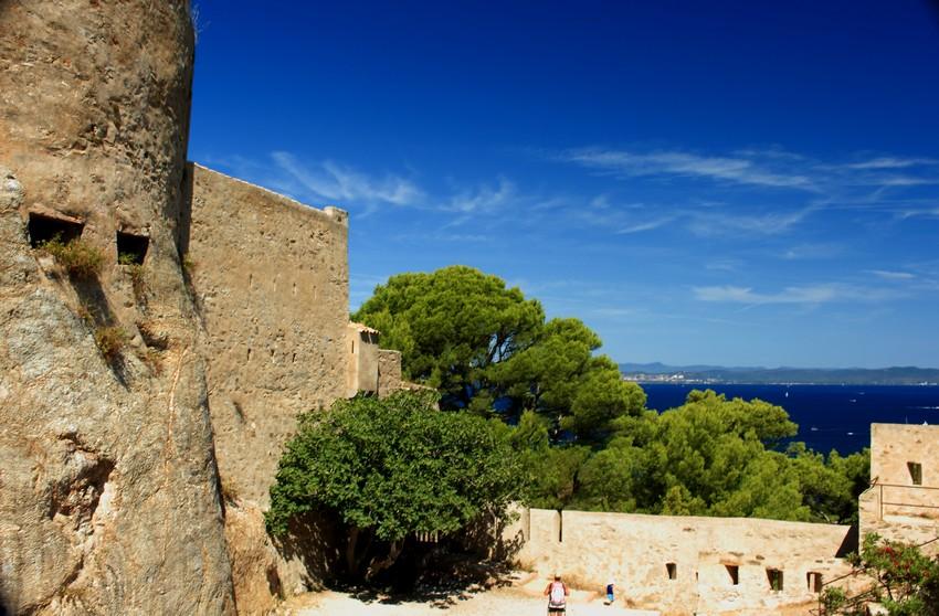 Fort de Saint Agathe, Porquerolles. HYERES. missaventure blog