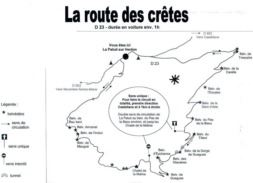 Route des Crêtes, VERDON (FRANCE) missaventure blog