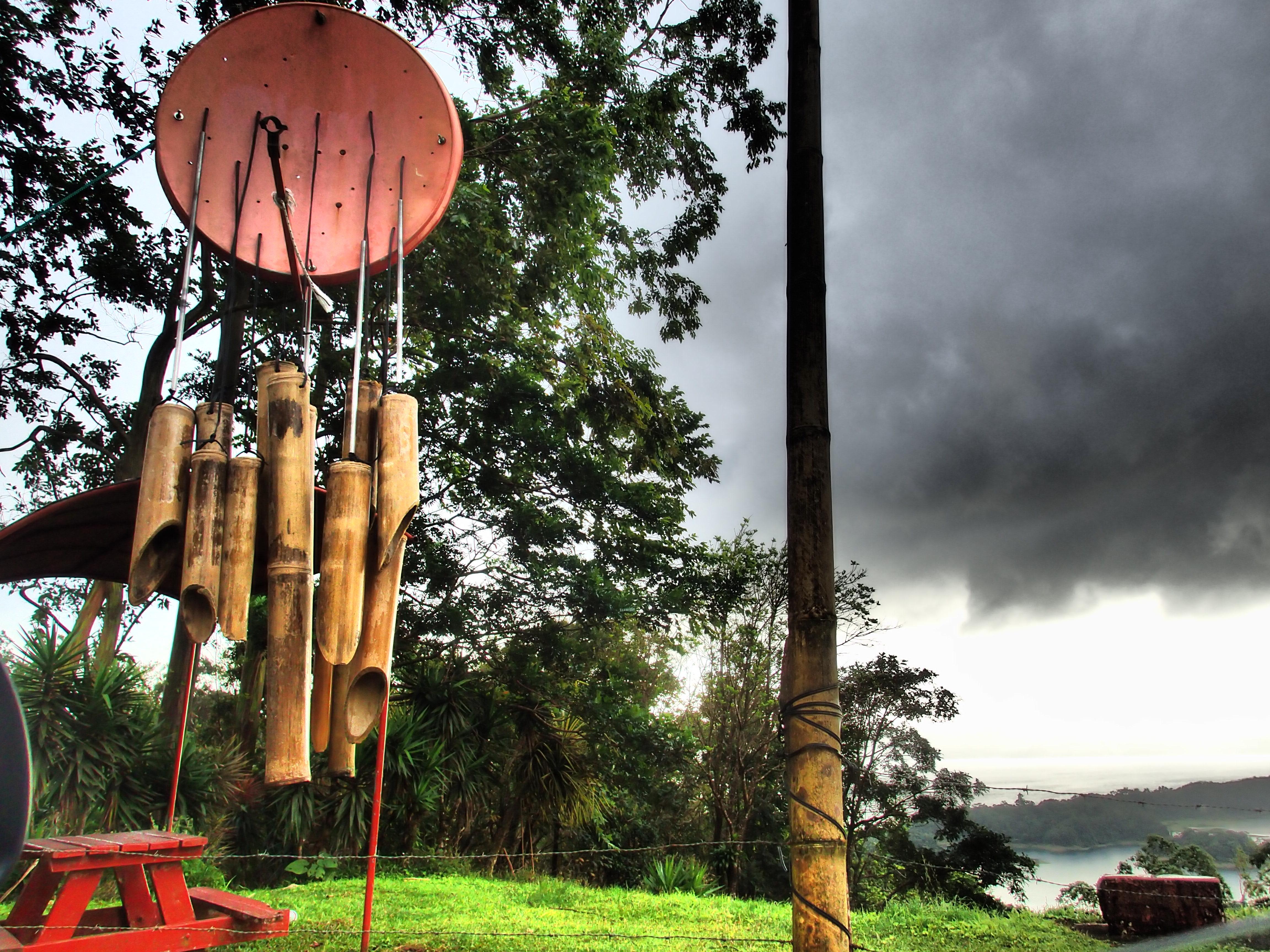 Sur la route de l'Arenal. COSTA RICA. missaventure blog