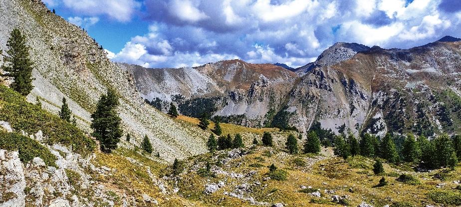 Randonnée au Lac de Saint Anne à CEILLAC. ROAD TRIP EN 4X4, SUR LA ROUTE DES GRANDES ALPES  (FRANCE).   www.missaventure.com blog d'aventures, nature et reflexions green.