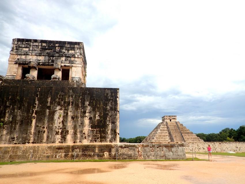 Chitchen Itza, Yucatán. MEXIQUE. missaventure blog